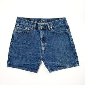 Mens Levi's 505 Jean Shorts Denim Shorts